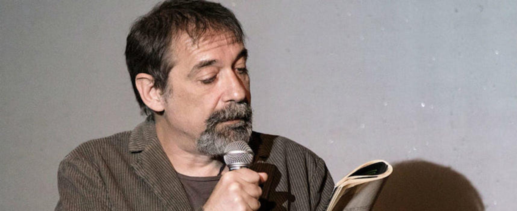 Emanuele Trevi protagonista oggi di Consigli d'Autore: diretta su pagina FACEBOOK di B24