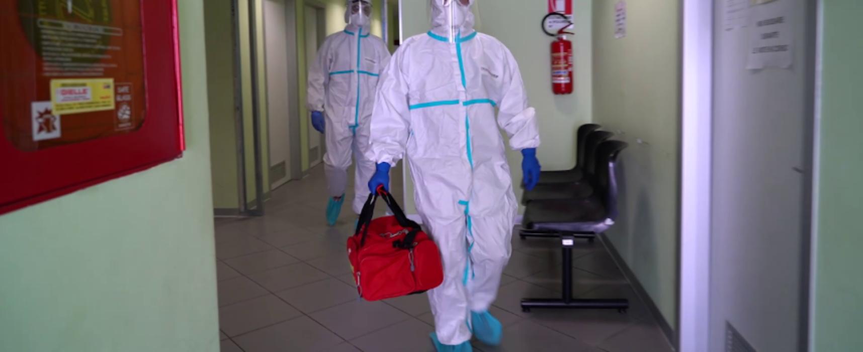 Covid Puglia: 815 nuovi casi su circa 6mila test, 39 i decessi