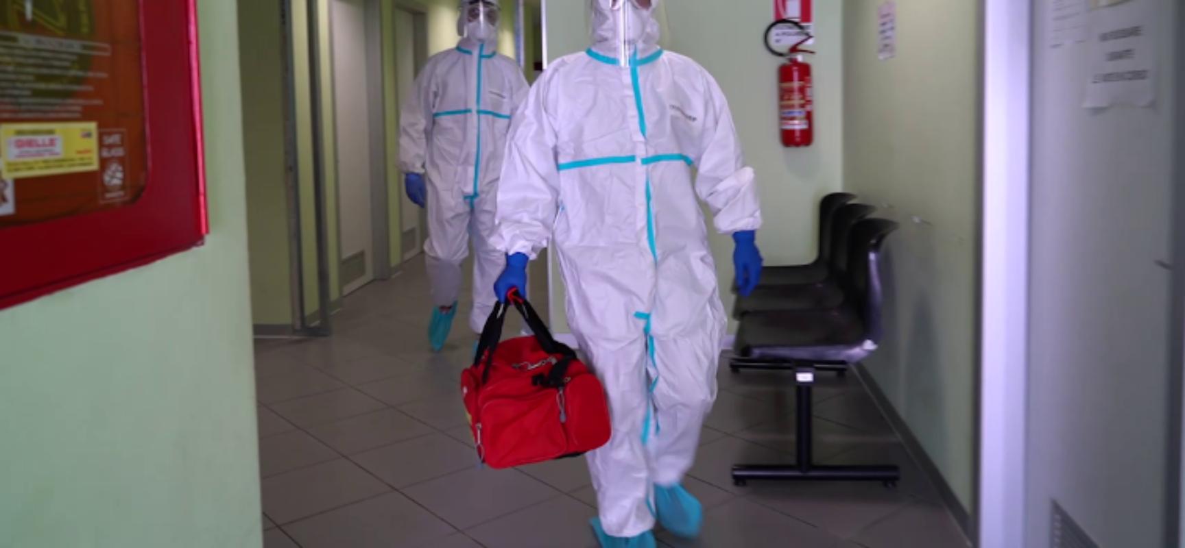 Coronavirus: oggi in Puglia effettuati meno di 4mila test, 677 i casi positivi