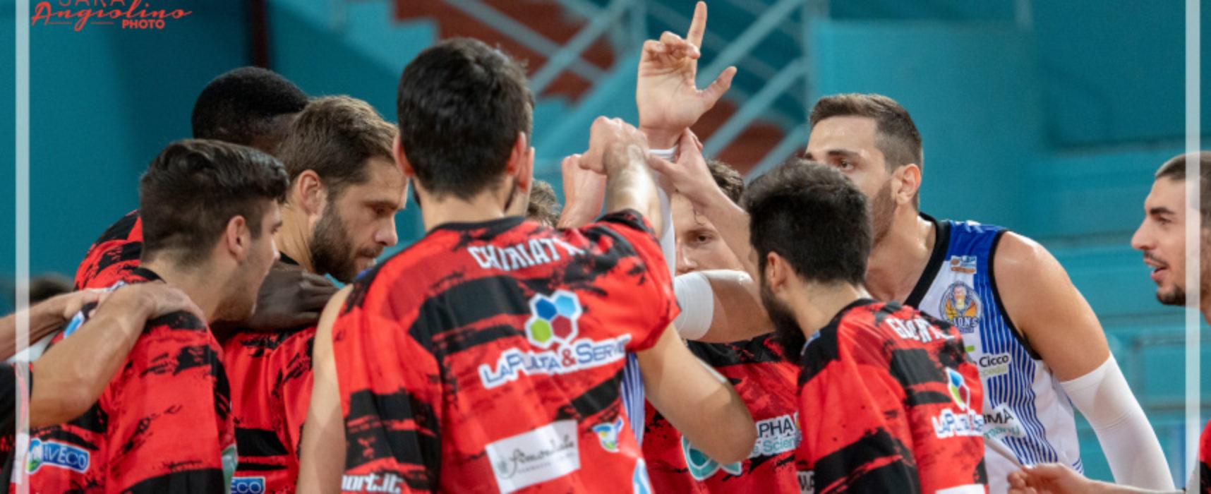 Basket, l'Alpha Pharma batte Reggio Calabria e ottiene la quarta vittoria consecutiva