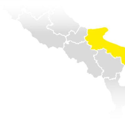 La situazione peggiora, ma la Puglia rimane gialla / I DATI
