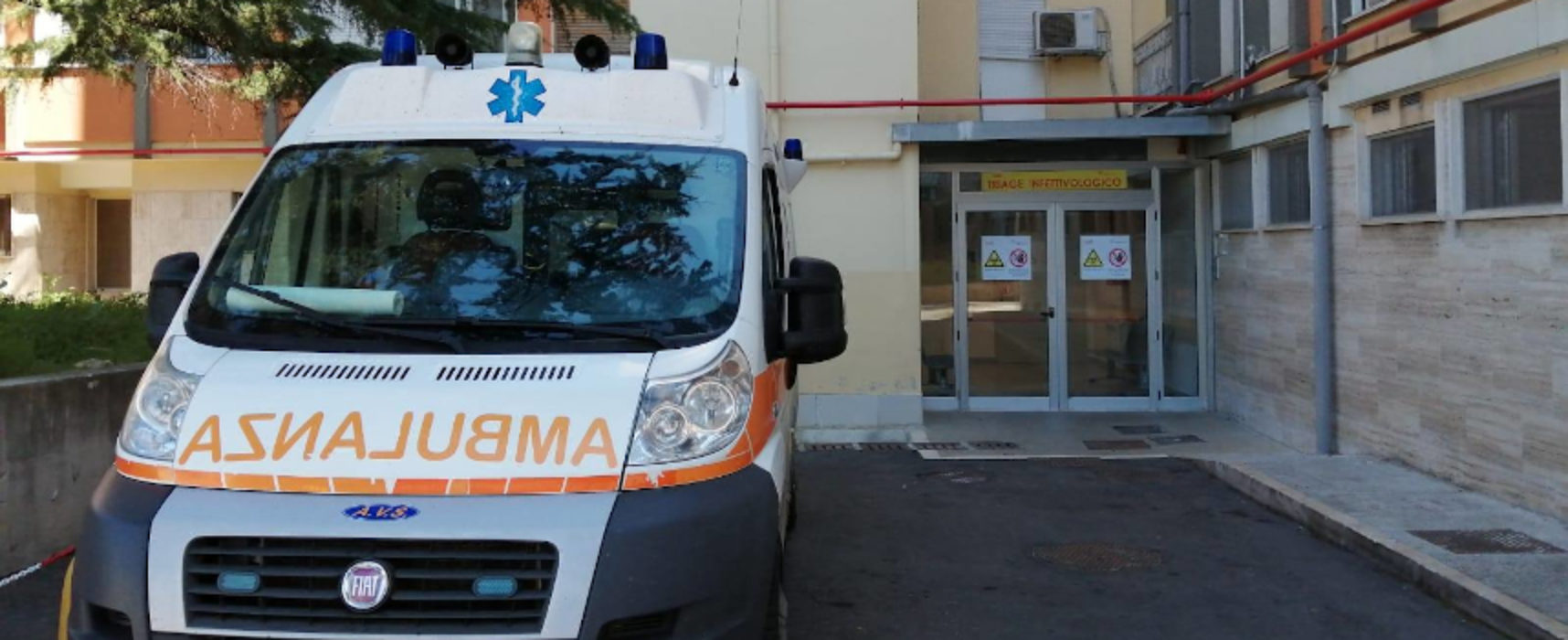 """""""Medici e personale Ospedale di Bisceglie mi hanno salvato la vita"""", lettera di un paziente Covid"""