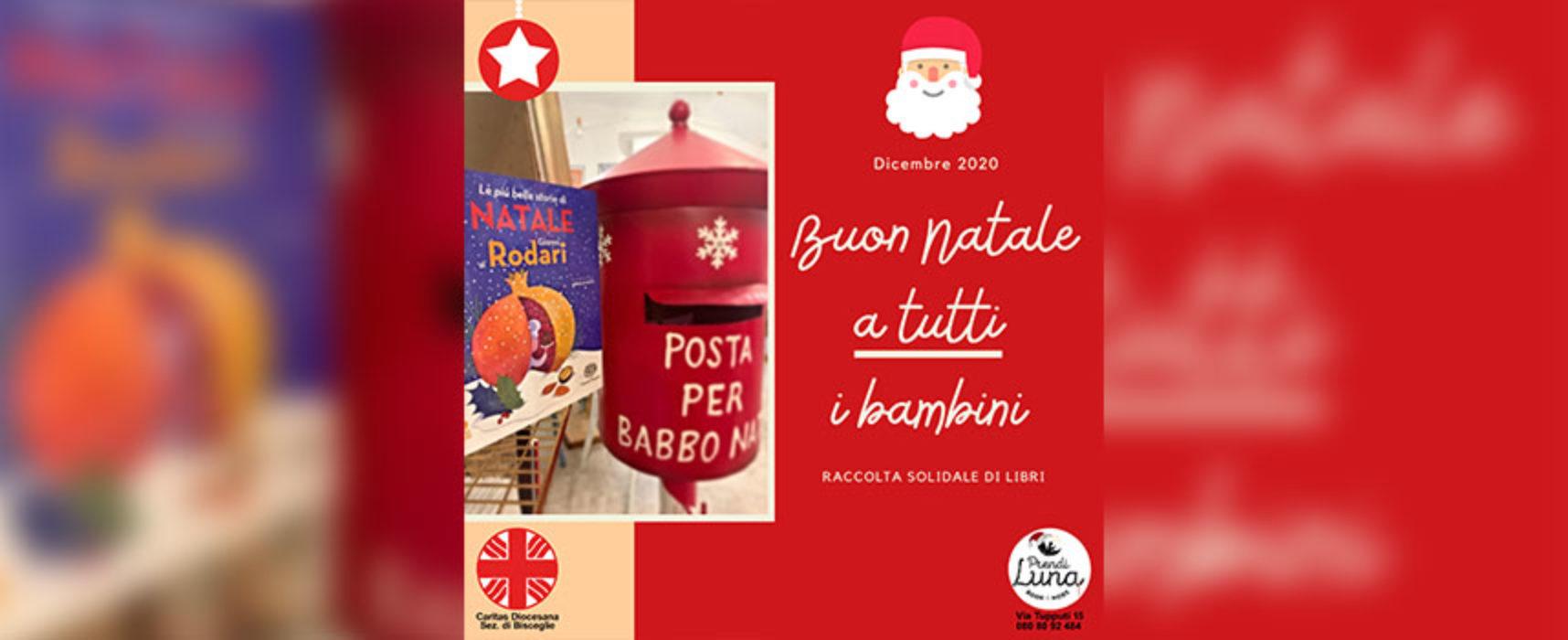 """""""Buon Natale a tutti i bambini"""", al via iniziativa solidale per famiglie in difficoltà"""