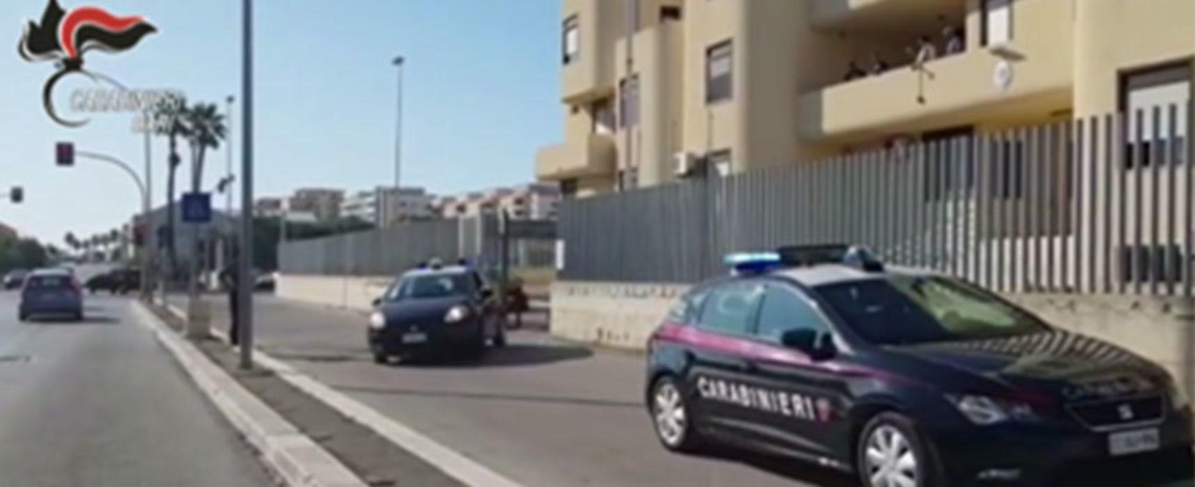 Dopo inseguimento Carabinieri arrestano biscegliese che circolava con auto rubata