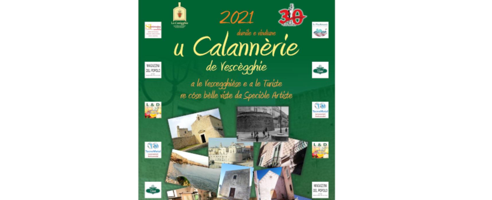 Calendario dialettale biscegliese, una tradizione che si rinnova / DOVE RICHIEDERLO