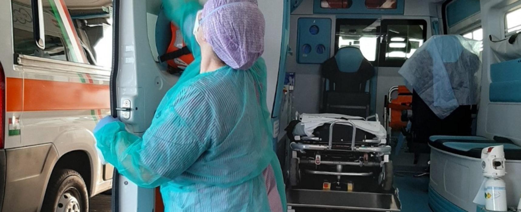 Covid, nella provincia Bat oltre 200 nuovi casi in ventiquattro ore