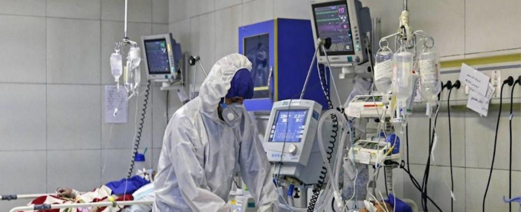 Covid: in Puglia 657 nuovi positivi su 3mila test, 7 decessi nella Bat