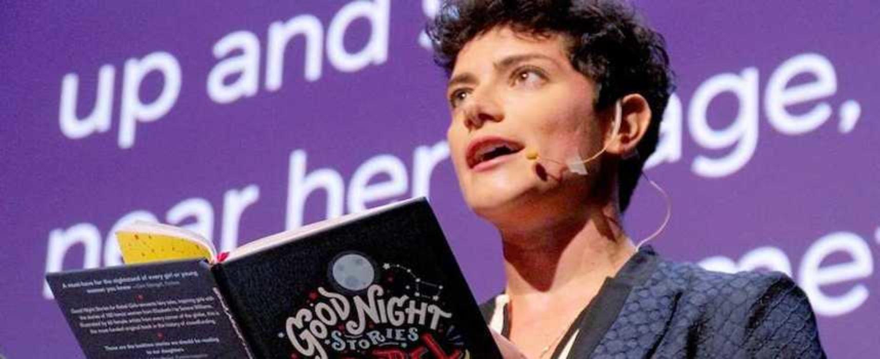 Consigli d'Autore prosegue con Francesca Cavallo: diretta sulla pagina Facebook di B24