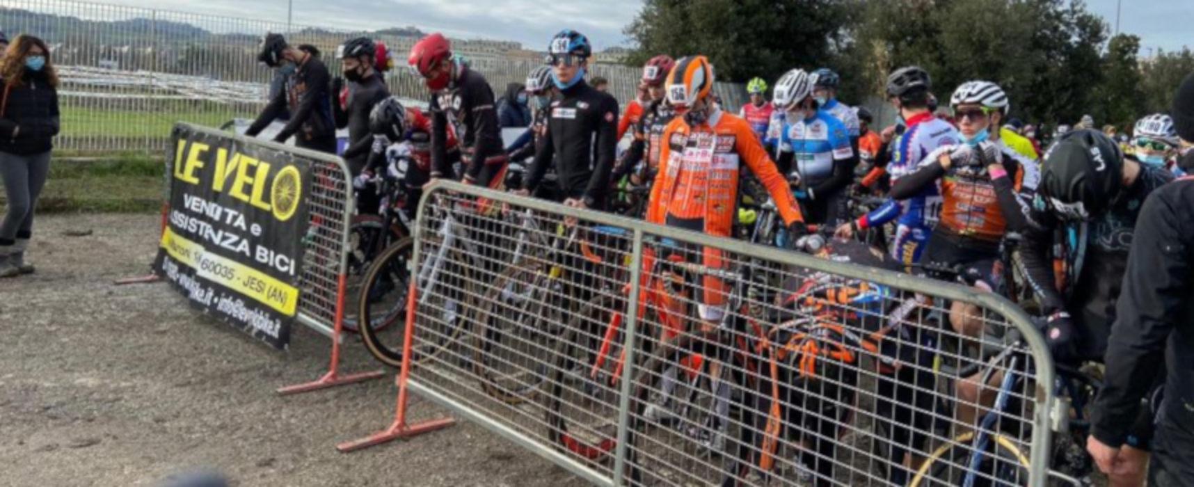 Ettore Loconsolo brilla nella quarta tappa dell'Adriatico Tour di ciclocross