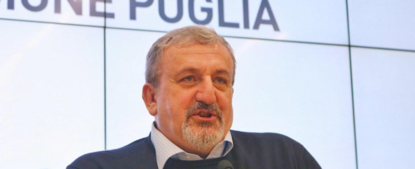 """Puglia ancora arancione, Emiliano esprime soddisfazione: """"Unico modo per tenere a bada curva"""""""