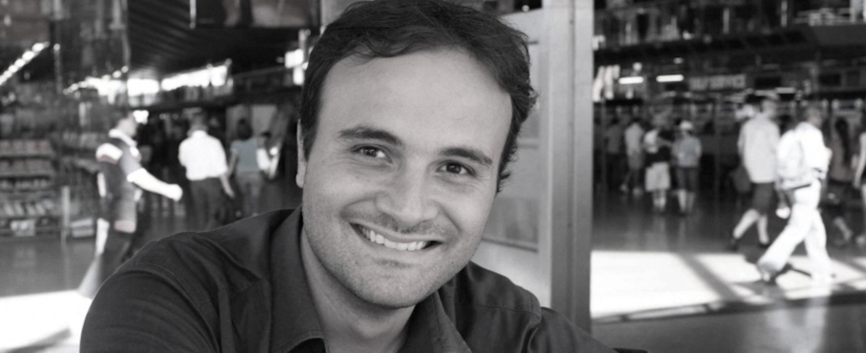 """A """"Consigli d'Autore"""" lo scrittore Paolo Di Paolo / DIRETTA FACEBOOK sulla pagina Bisceglie24"""