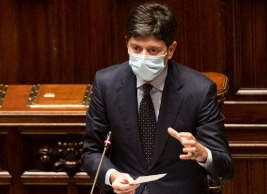 Ministro Speranza vara nuovo Dpcm in vigore dal 16 gennaio / DETTAGLI