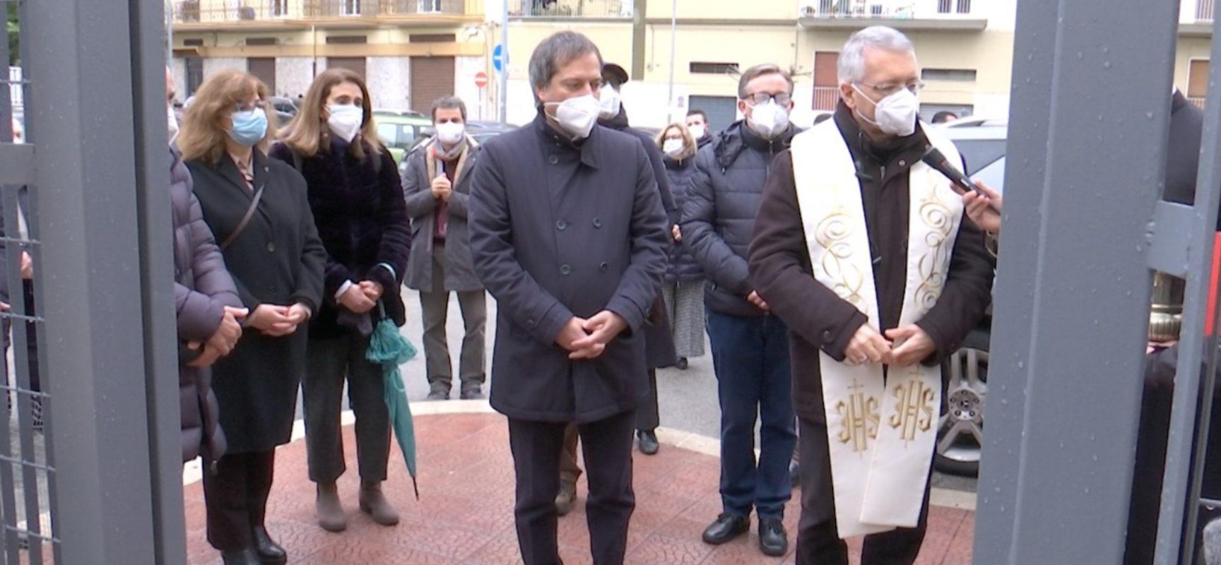 """Misericordia, inaugurato Centro Caritas """"Madre Teresa di Calcutta"""" / FOTO"""