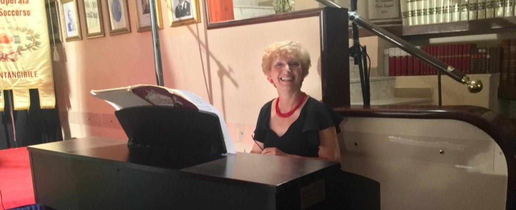 Si è spenta la professoressa Luisa Rana: la musica la sua missione