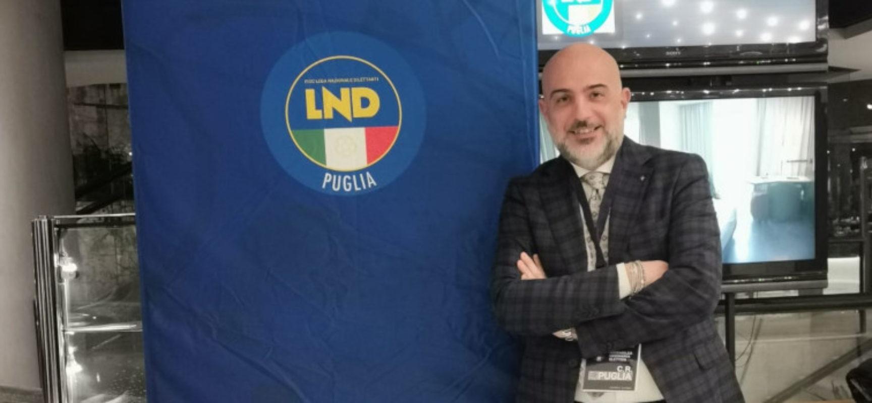 Leonardo Pedone eletto Delegato Assembleare Figc Puglia