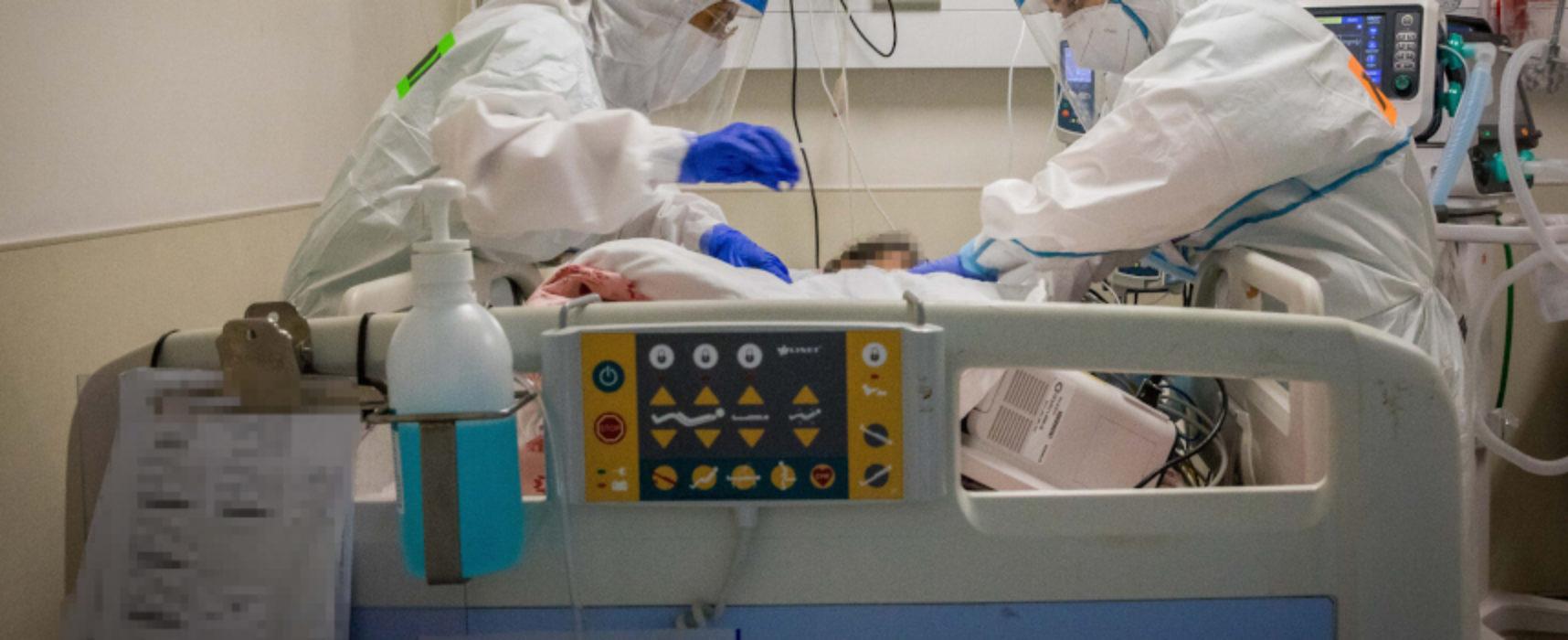 Bollettino odierno Covid, oltre 1200 casi in Puglia, nella Bat 92 positivi e 3 decessi