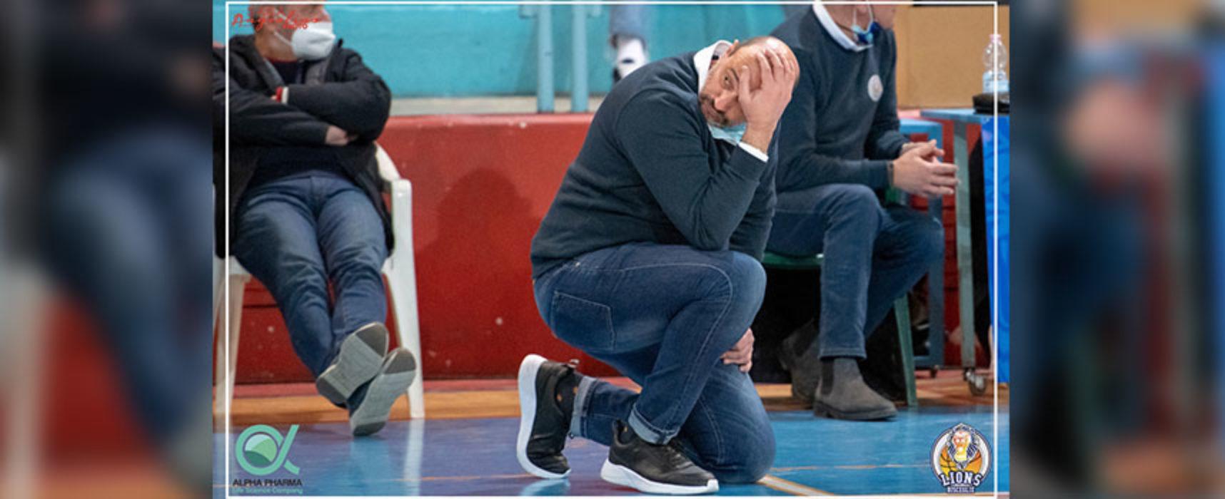 Basket, Alpha Pharma Bisceglie cade in casa contro la Virtus Arechi Salerno