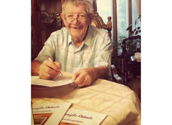 Autobiografia di un 82enne biscegliese a New York, la storia di Vincenzo Valente