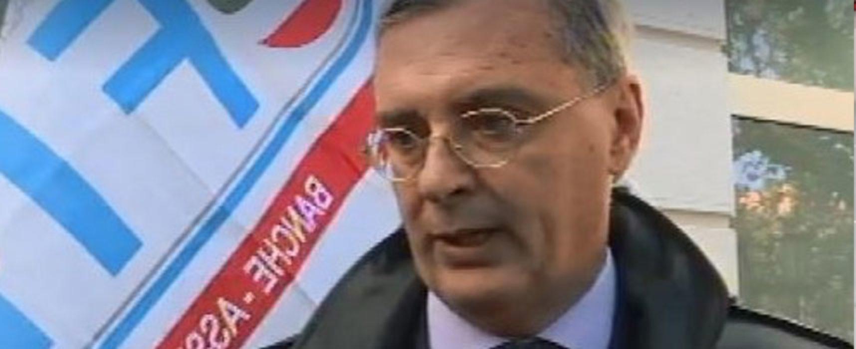 "Vaccinazioni, Berloco (First Cisl): ""Regione Puglia dimentica i lavoratori bancari"""