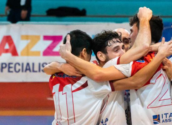 La Diaz trova la vittoria nel finale contro lo Sporting Venafro