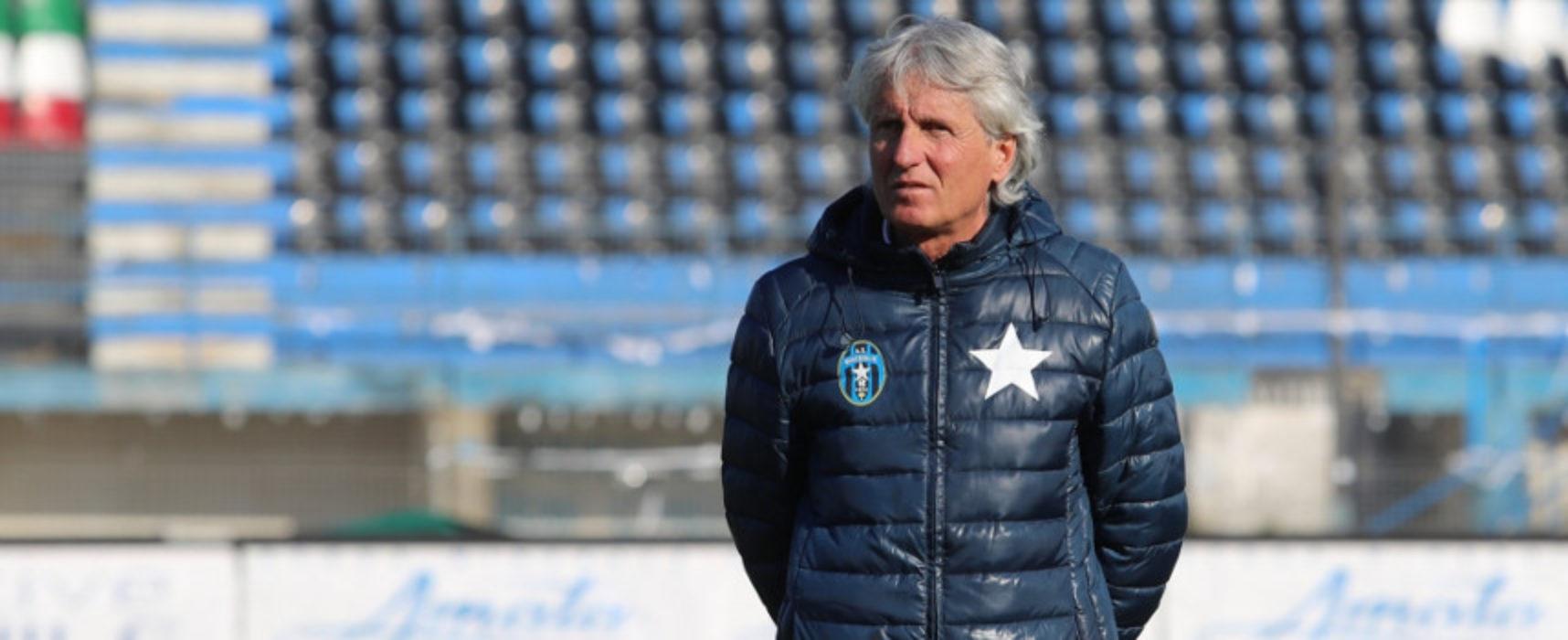 """Bisceglie Calcio, Papagni: """"Crediamo di avere possibilità di fare risultato positivo con tutti"""""""