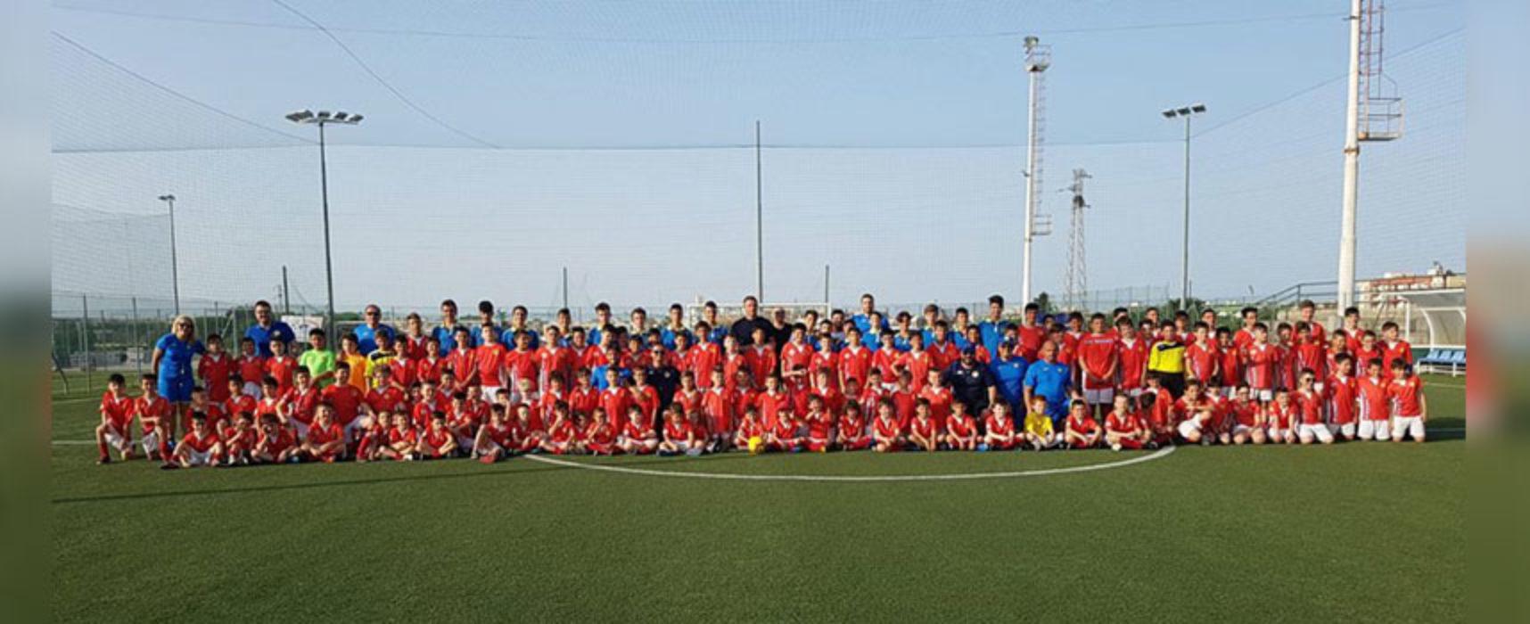 Real Bisceglie: dalla FIGC ecco il riconoscimento quale Scuola di Calcio a 11