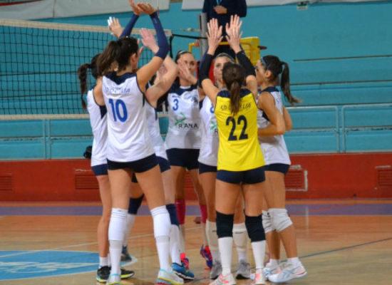 Esordio casalingo con vittoria per Sportilia Volley
