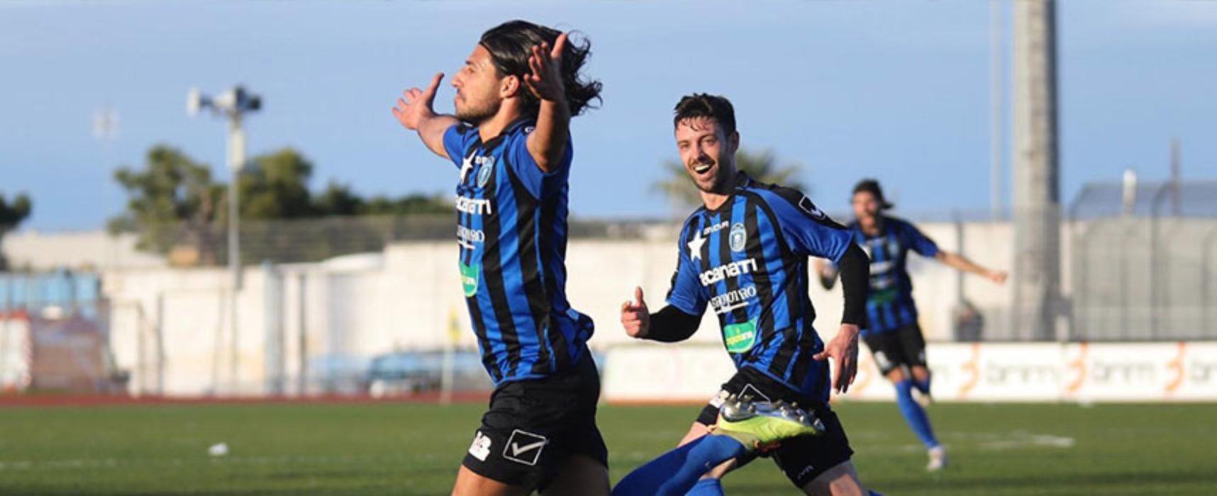 Musso-gol ed il Bisceglie supera al Ventura la Viterbese