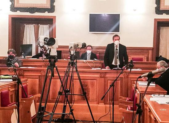 Consiglio comunale: approvati Dup 2021-2023 e progetti di opere pubbliche