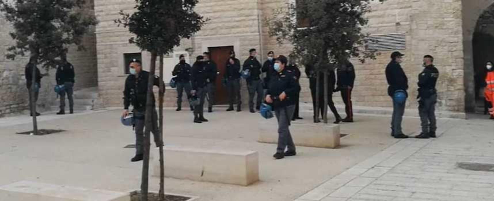 Centro storico, completata operazione di sgombero immobili occupati / VIDEO