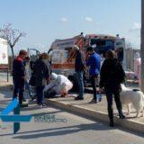 Incidente in via San Martino, ferito un bambino
