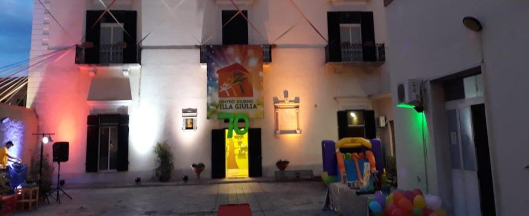 """Villa Giulia, appello alla Regione: """"Bambini costretti a casa per mancanza di fondi"""""""