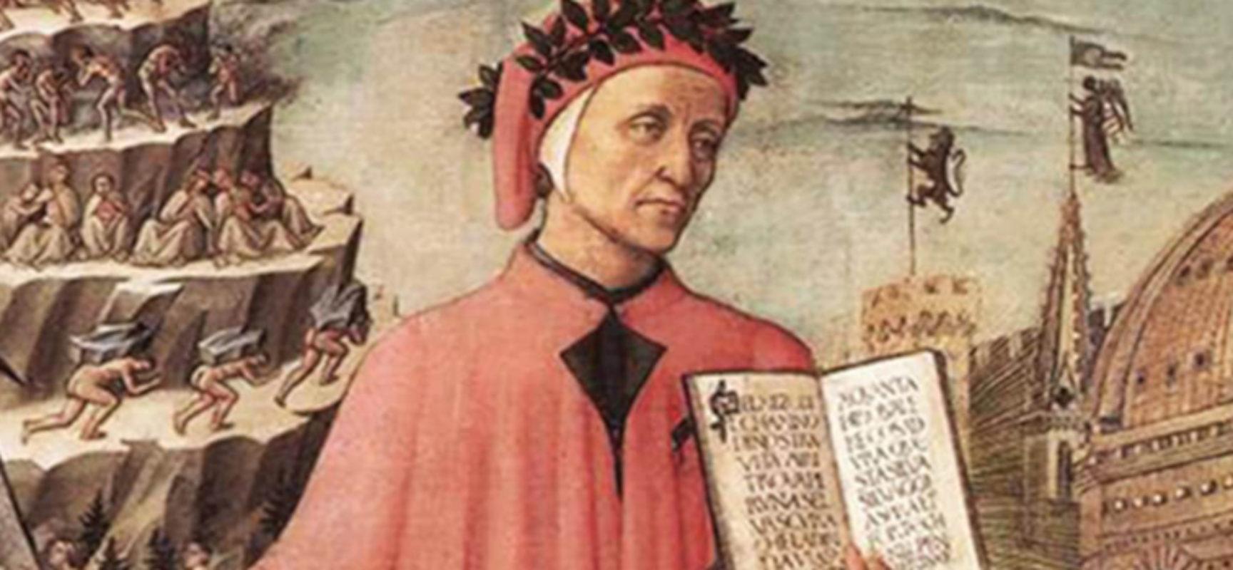 """Rotary Club Bisceglie celebra il """"Dantedì"""" con il Professor Meattini"""