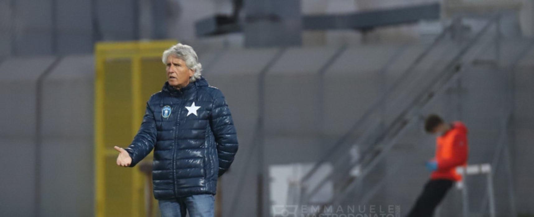 """Bisceglie Calcio, mister Papagni """"In questo campionato, possiamo fare meglio con tutti ma dipende da noi"""""""