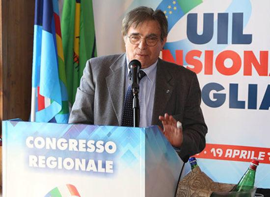 """Uil Pensionati a Regione Puglia: """"Basta con disservizi su vaccini, gli ultra 80enni vanno rispettati"""""""