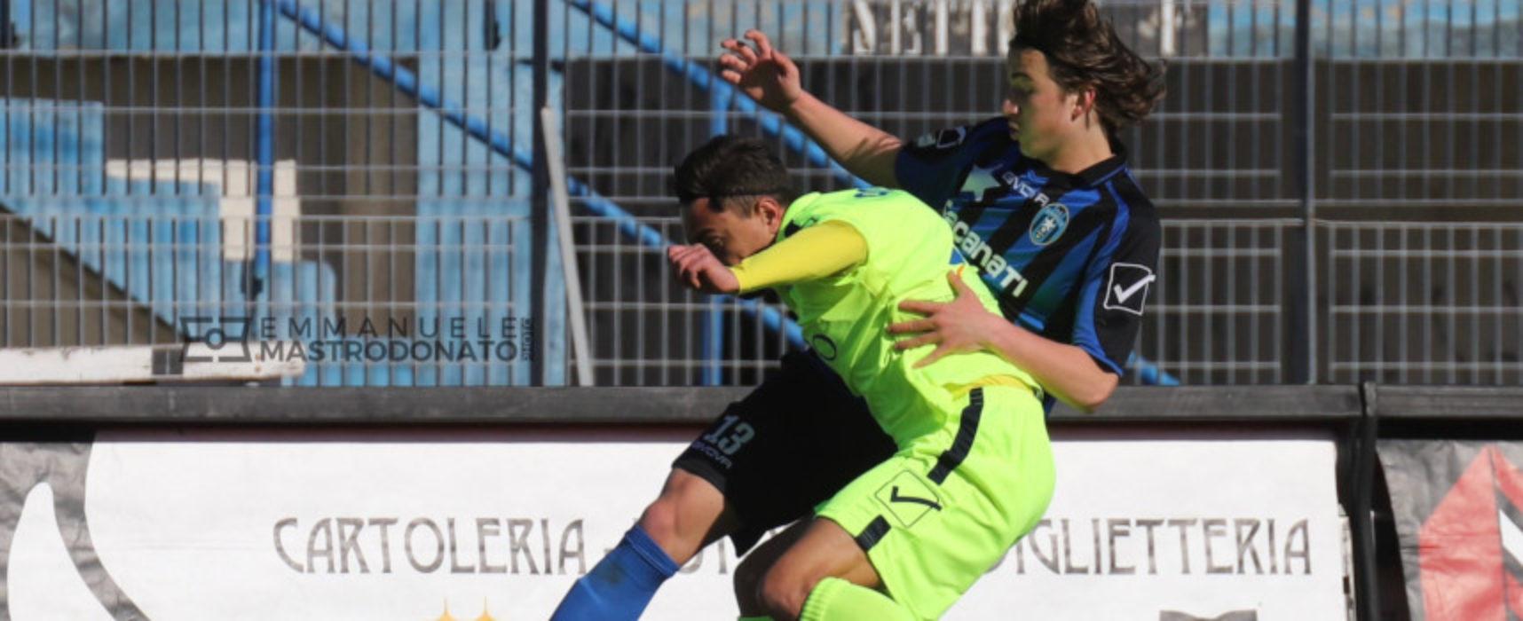 Il Bisceglie Calcio si complica i piani salvezza: stop contro la Paganese