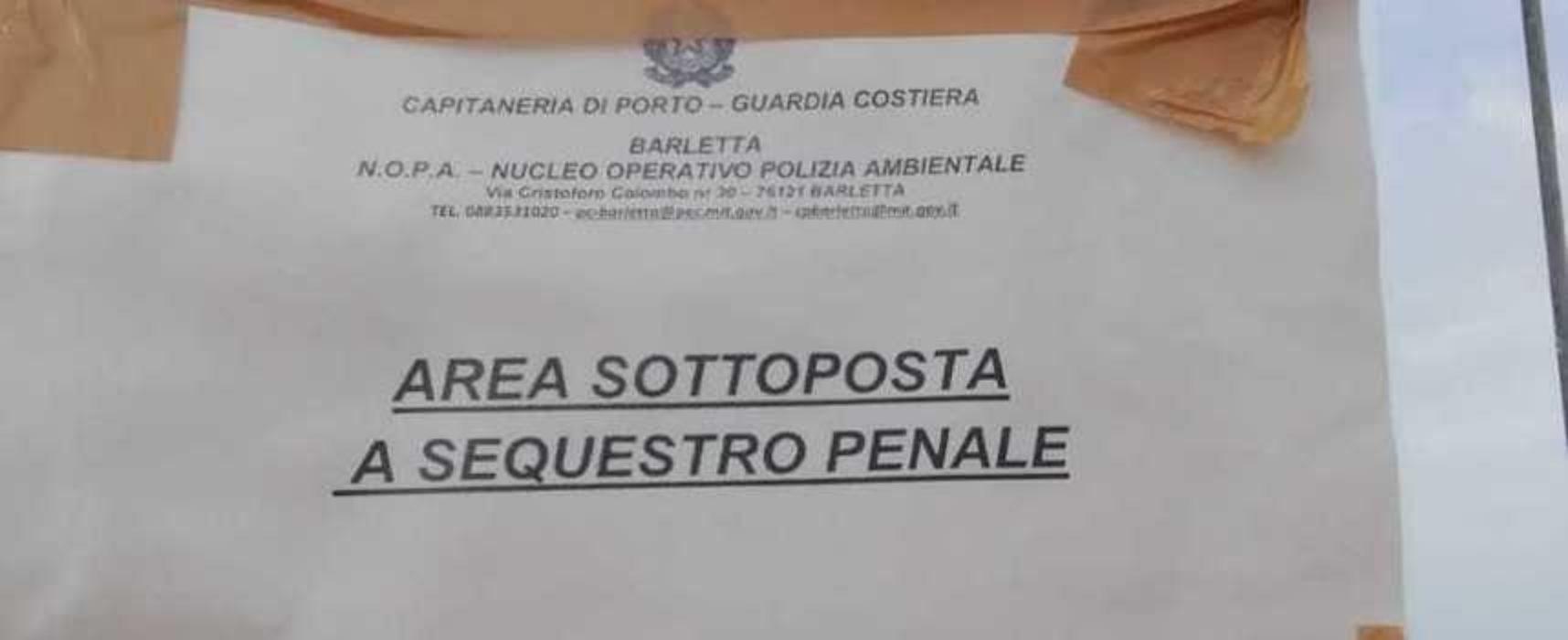 """Sequestro La Salata, Di Gregorio (Legambiente): """"Perchè tanta sicurezza da Angarano e Naglieri?"""""""