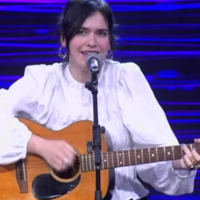 """Erica Mou presenza fissa di """"Radio2 Social Club"""" in occasione del Festival di Sanremo"""