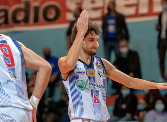 Alpha Pharma Bisceglie sconfitta a Roma e fuori dai playoff