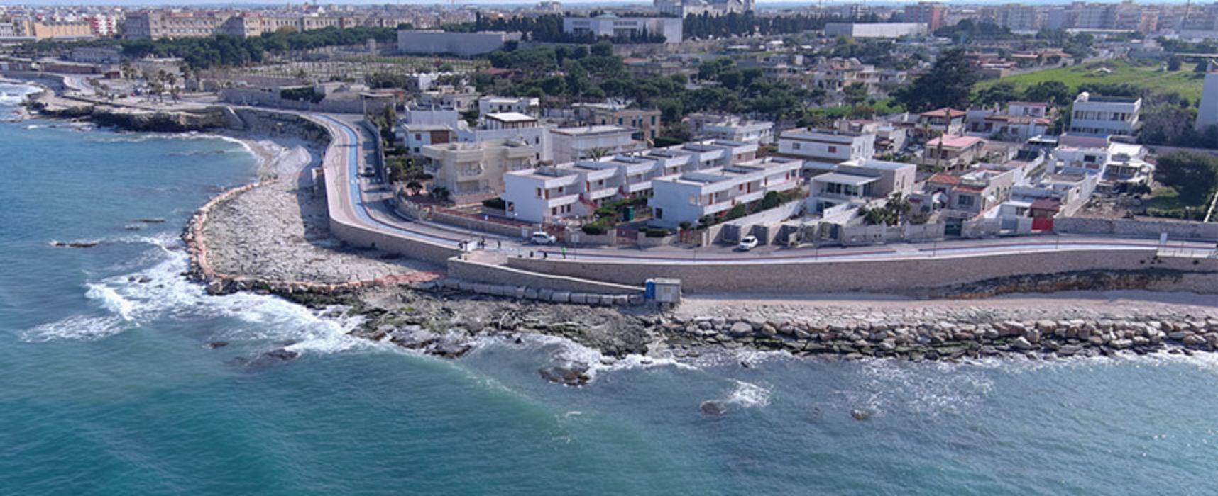 Guardia Costiera sequestra area demianiale su litorale biscegliese, deferite quattro persone