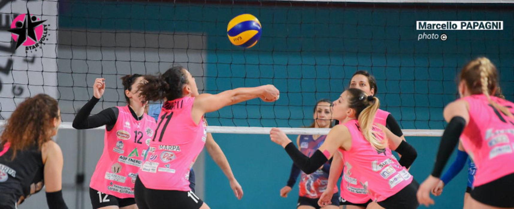 Serie C, Star Volley di scena a Molfetta per mantenere la vetta