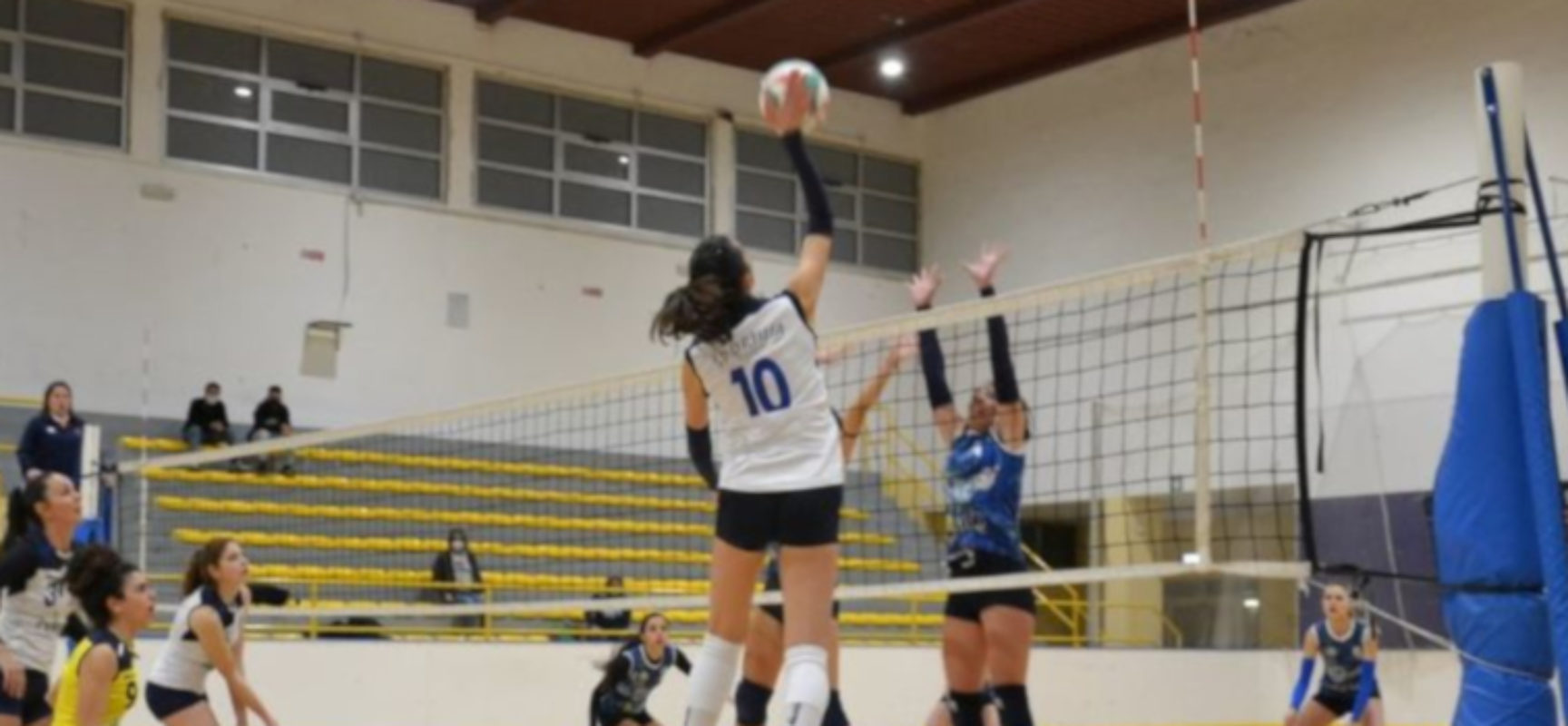 Sportilia vince ancora, non disputata Star Volley-Cerignola