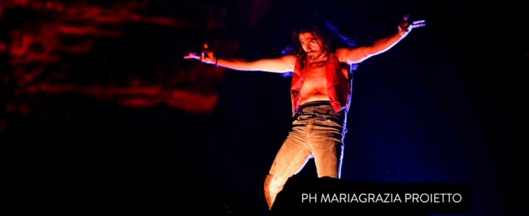 "Dantedì, lo spettacolo ""Hell in the Cave"" in streaming, tra i protagonisti un biscegliese"