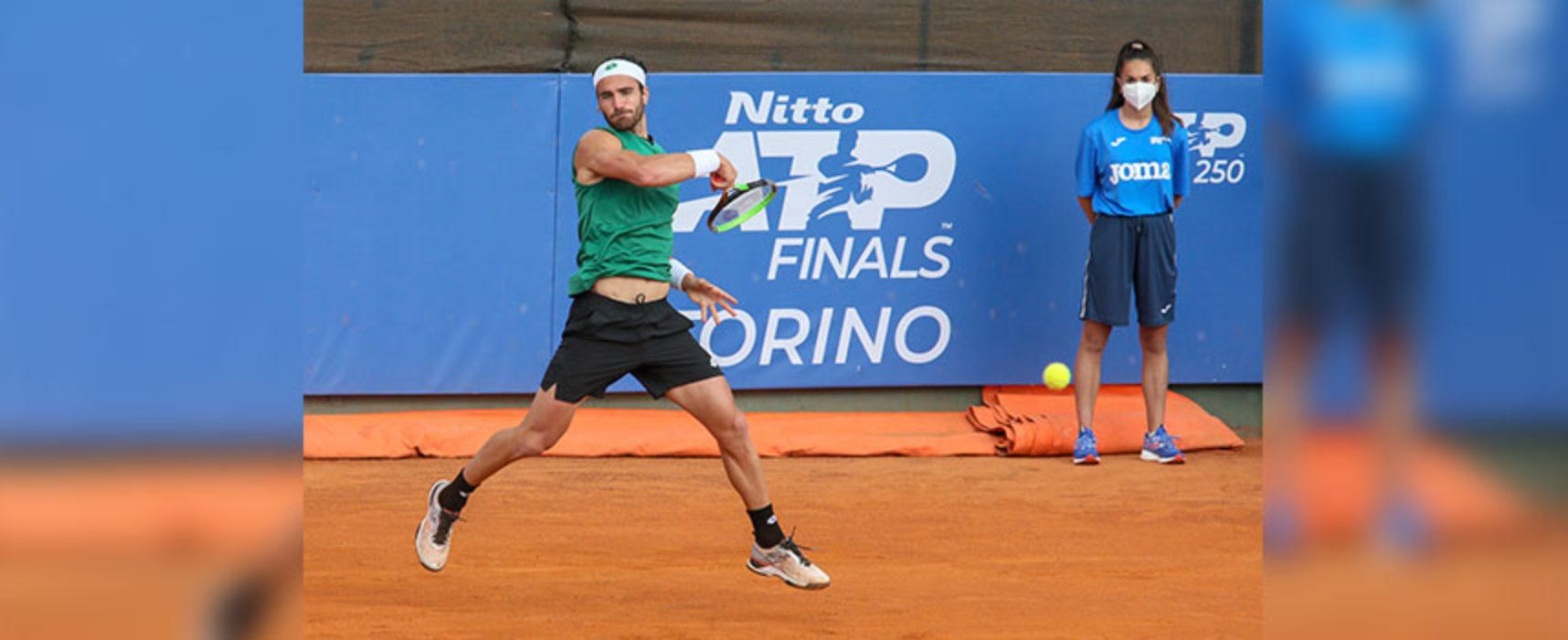 Andrea Pellegrino torna al successo, vittoria importante a Roma