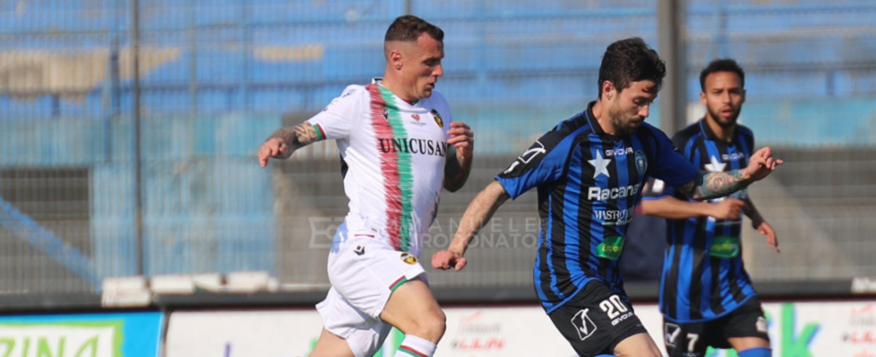 "Bisceglie Calcio, al ""Ventura"" arriva la Virtus Francavilla"