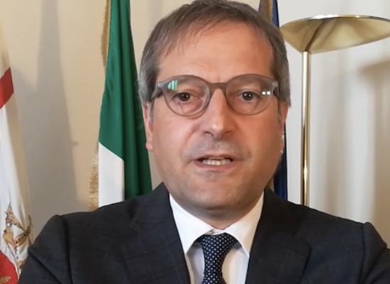 Sgombero via Taranto, le dichiarazioni del sindaco Angarano / VIDEO