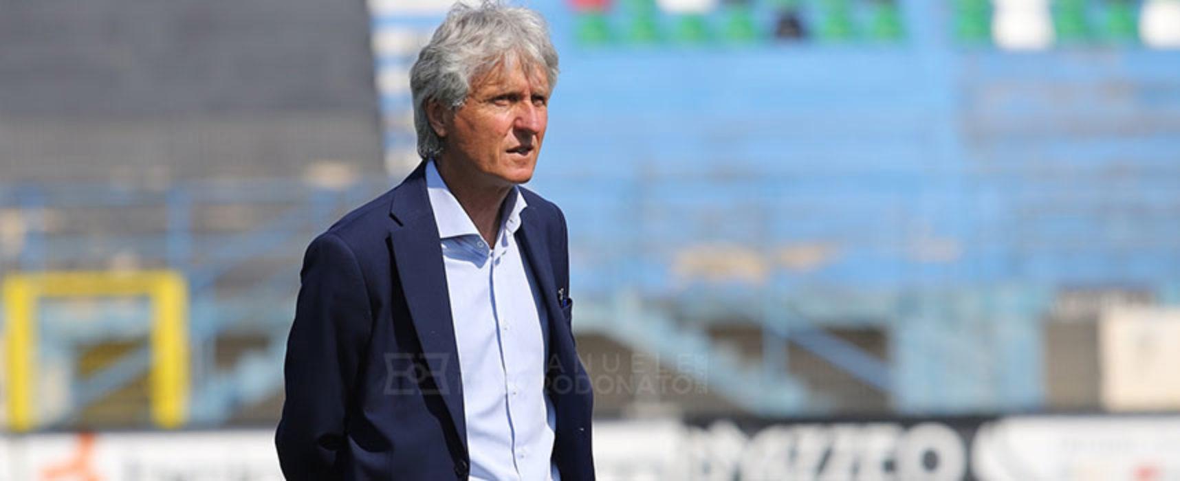 Bisceglie Calcio: esonerato Aldo Papagni, torna Bucaro