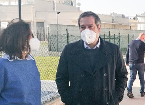 """Angarano: """"Cittadini positivi sono 375, domani partono 7 giornate intensive di vaccinazioni """""""