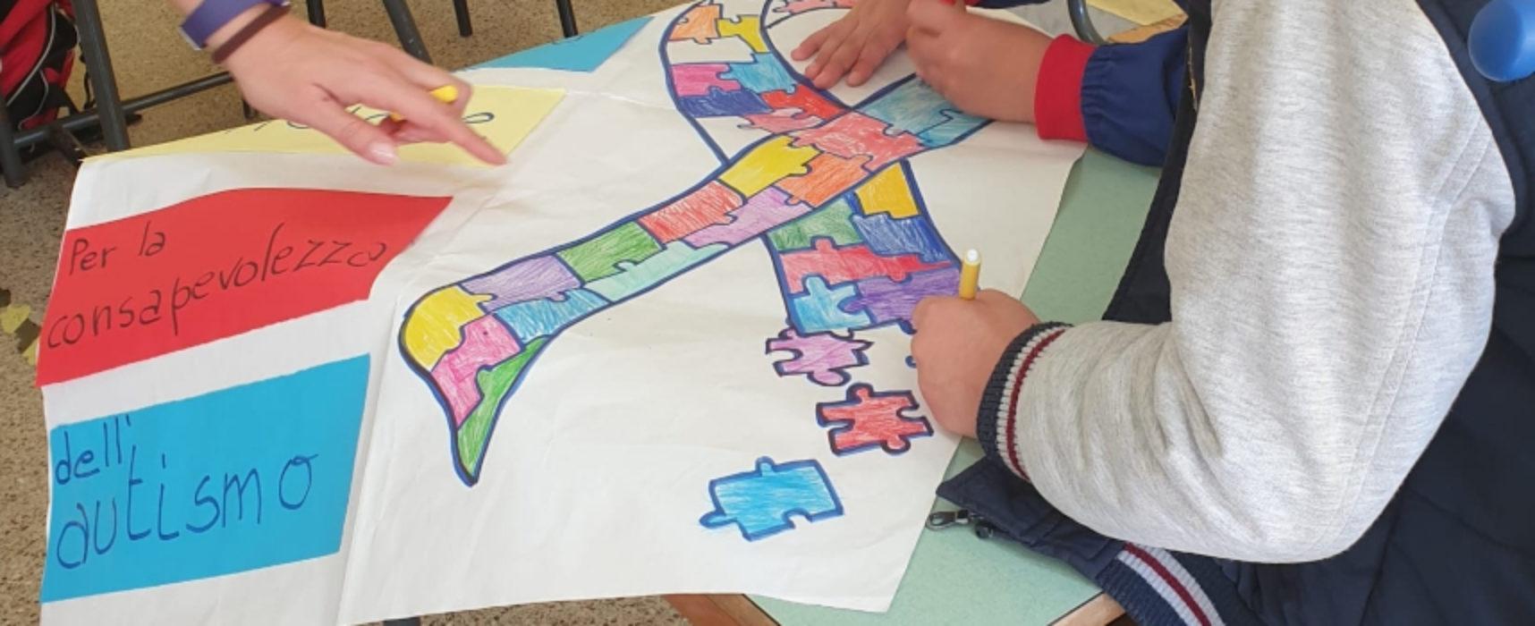 Giornata consapevolezza autismo, quarto circolo canta l'inclusione / FOTO e VIDEO
