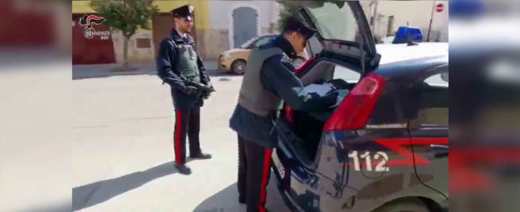 Oltre 400 militari impegnati a Pasqua su Bari e Bat per sicurezza e misure anti covid